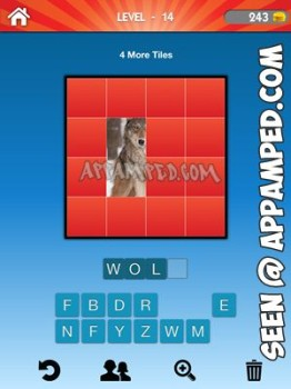 what animal level 14 answer