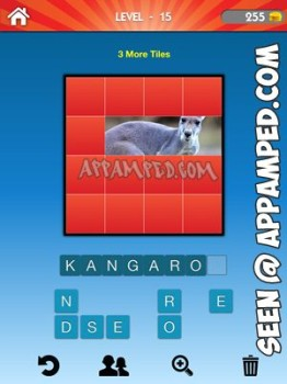 what animal level 15 answer