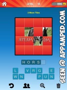 what animal level 18 answer
