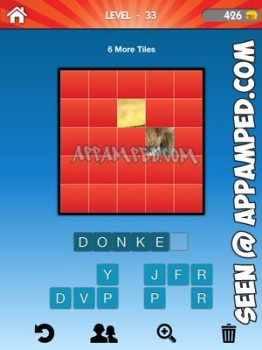 what animal level 33 answer