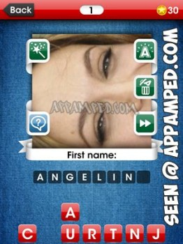 facemania answers level 01