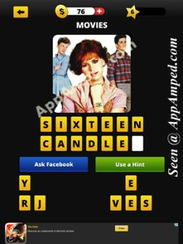 guess the 80s level 6 - 02 answer iphone