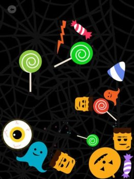 best iPhone iPad Halloween apps for kids 19