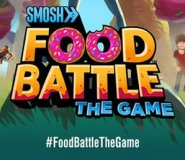 food battle the game level 25