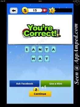 Christmas Emoji Quiz level 1 - 01 answer