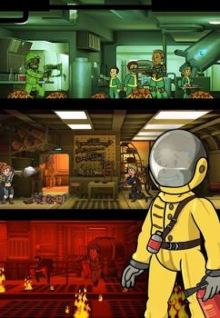 Removing Dwellers in Fallout Shelter