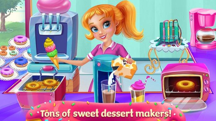 My Sweet Bakery - Delicious Donuts cheats