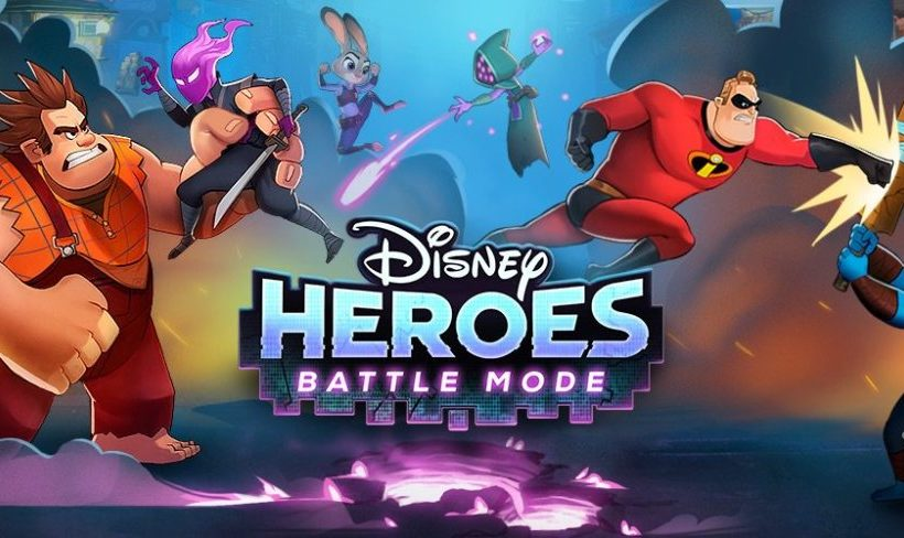 Disney Heroes: Battle Mode Sulley & Boo Character Review