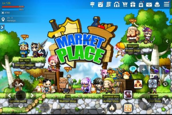 Maplestory M Weapons Guide: Best Weapons & How to Get Them | App Amped
