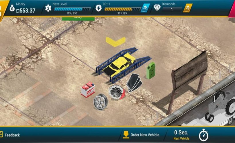 Junkyard Tycoon Concrete: How to Get more of It in the Game