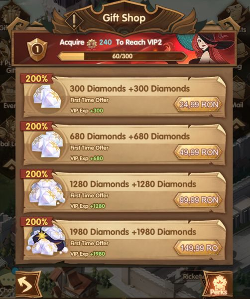 AFK Arena VIP Ranks Guide: How to Increase VIP Level and What