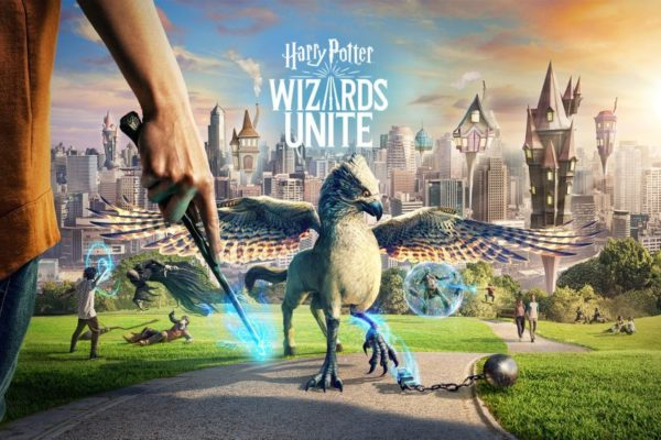Harry Potter Wizards Unite Auror Guide