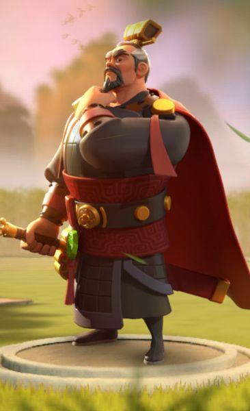 rise of kingdoms cao cao