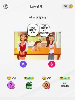 Braindom Answers Level 4