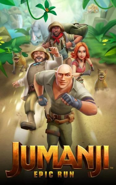 jumanji epic run tips