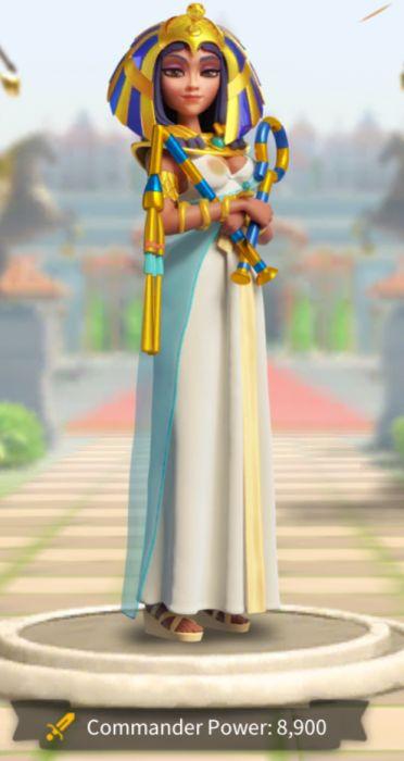 rise of kingdoms cleopatra 1