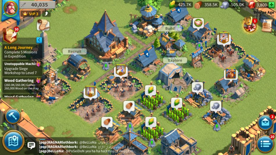 rise of kingdoms for pc