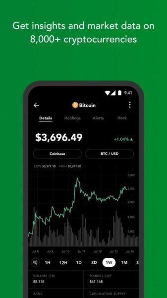blockfolio cryptocurrency tracker