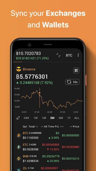 coin stats crypto tracker