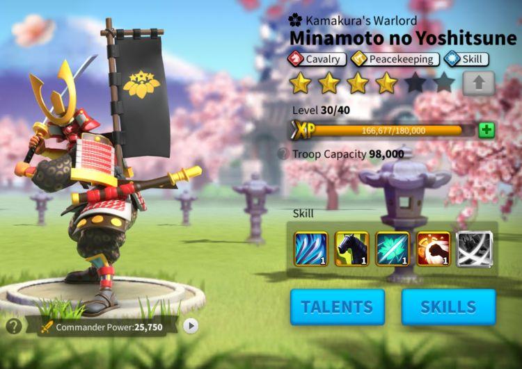 minamoto overview