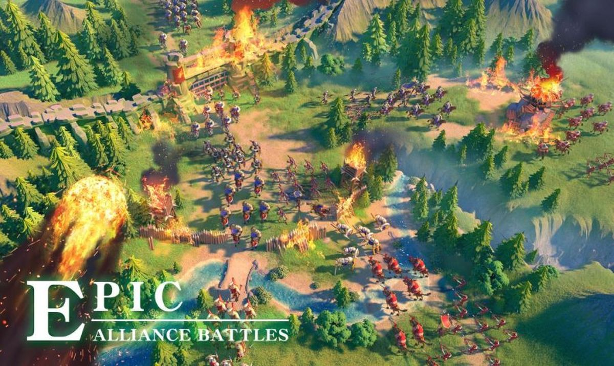 rise of kingdoms promote your alliance