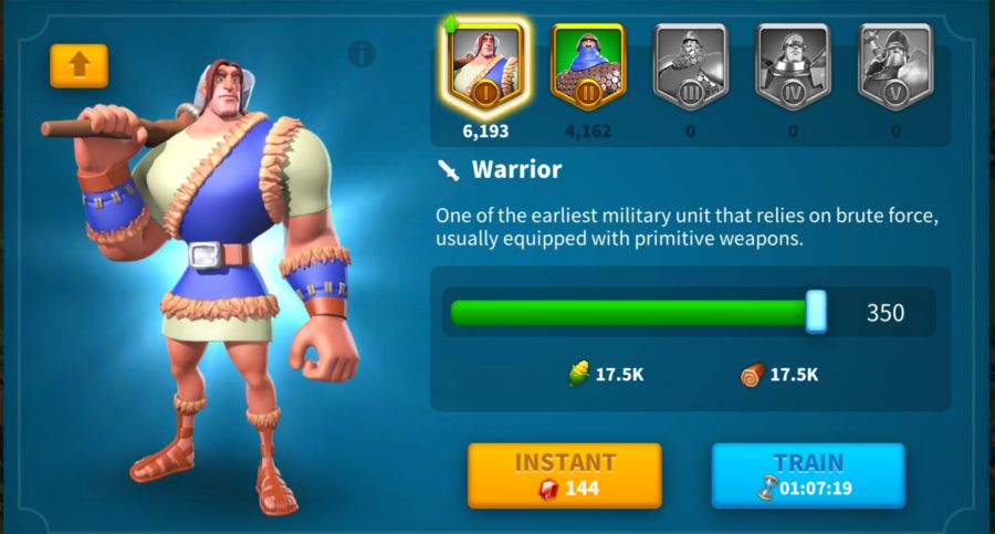 rise of kingdoms upgrade troops featured